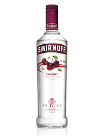 Smirnoff Vodka Cherry 1.00l